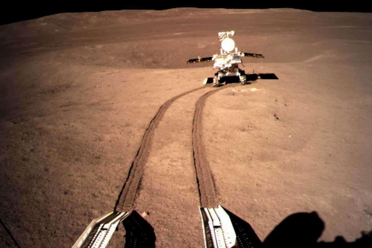 Científicos muestran el primer vistazo al interior oculto de la Luna