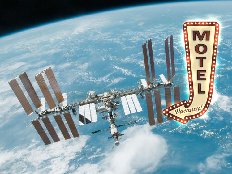 La NASA quiere abrir la Estación Espacial Internacional para viajeros privados desde el 2020