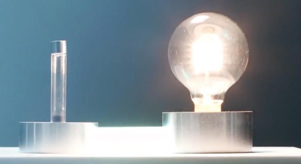 Por primera vez científicos han generado electricidad del americio