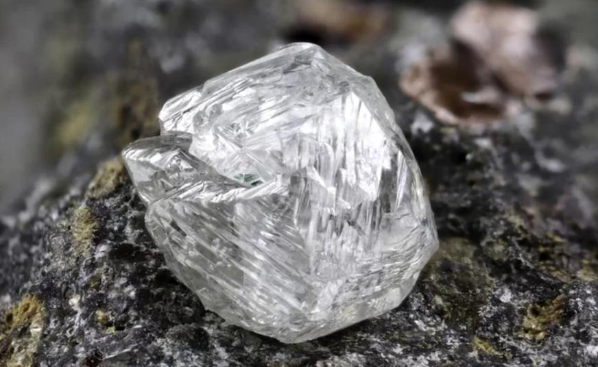La Tierra convierte el fondo oceánico en diamantes
