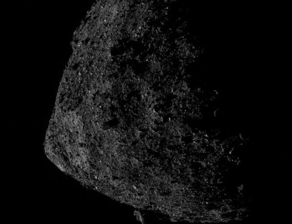 Esta es la mejor vista del  asteroide Bennu que se tiene hasta la fecha