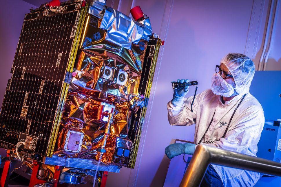 La NASA usará combustible «verde» por primera vez