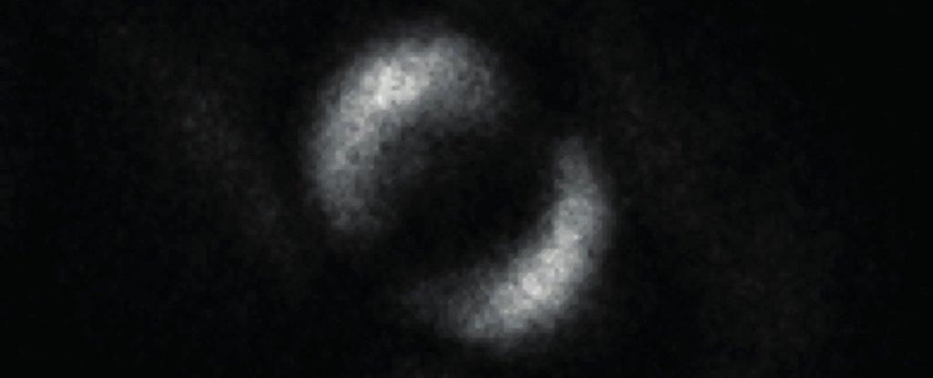 Los científicos acaban de obtener la primera imagen de un entrelazamiento cuántico