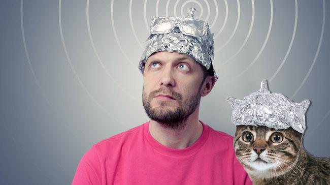 ¿Por qué no se puede discutir con un teórico de la conspiración?