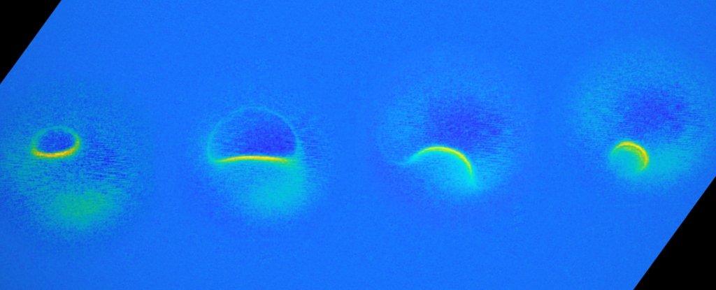 La máquina de IRM más pequeña del mundo ha capturado el campo magnético de un solo átomo