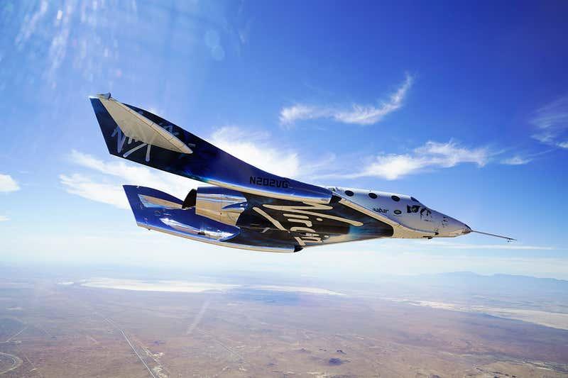 Virgin Galactic se convertirá en la primera empresa de viajes espaciales que cotiza en bolsa