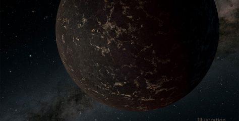 La NASA obtiene una mirada rara a la superficie de un exoplaneta rocoso