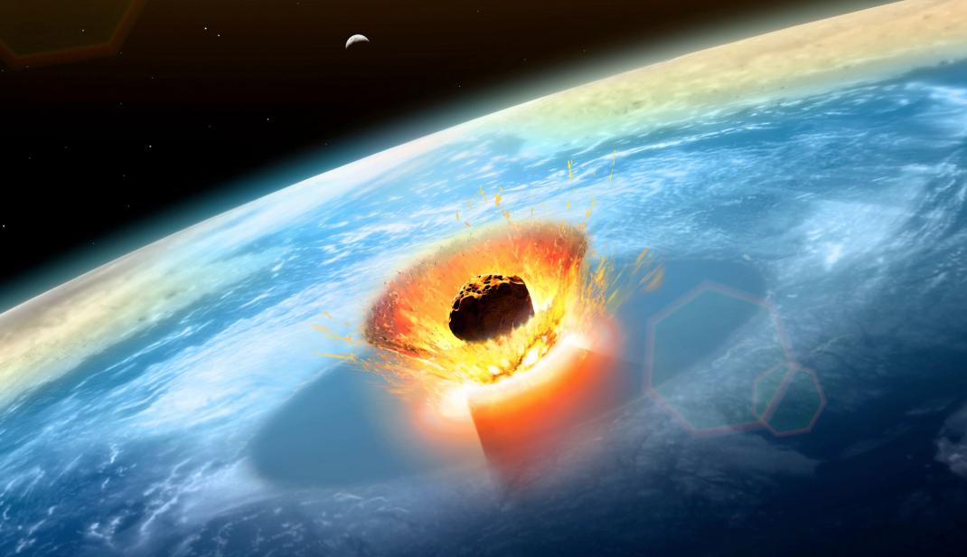 El último día del reinado de los dinosaurios ha sido reconstruido con asombroso detalle