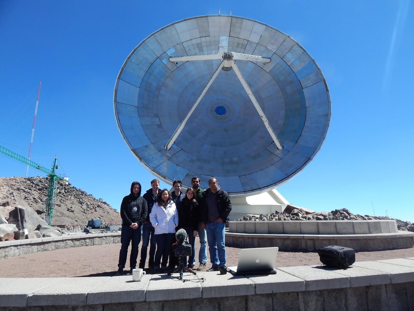 El equipo que tomó la primera imagen de un agujero negro recibió un premio de 3 millones de dólares