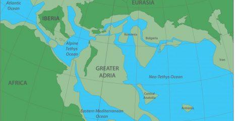 Estudio revela un continente perdido escondido debajo de Europa