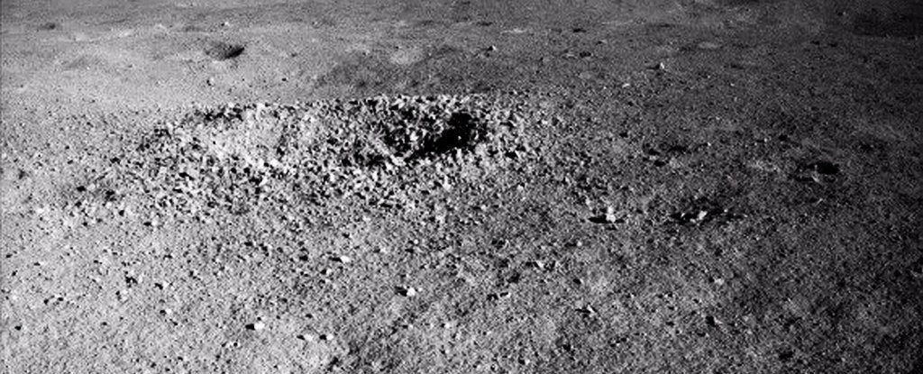 El vehículo lunar chino ha encontrado algo extraño en el otro lado de la Luna