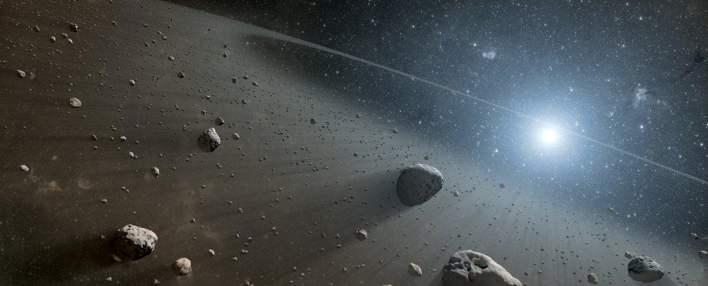Encontradas 21 estrellas que se oscurecen tan erráticamente como la estrella de Tabby