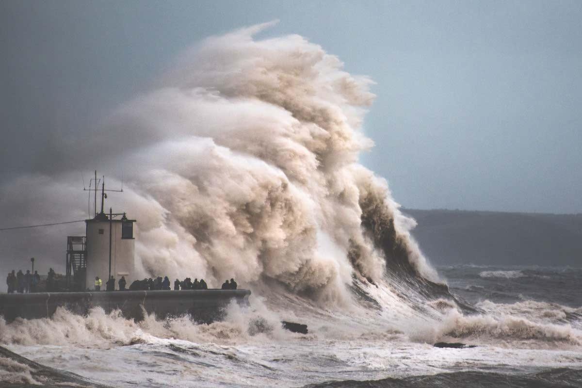 El nivel del mar podría ser un metro más alto para el 2100