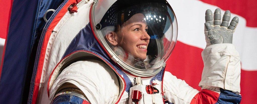 La NASA presenta los trajes espaciales para las misiones Artemis