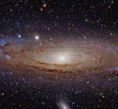 Andrómeda ha comido al menos otras dos galaxias en su pasado caníbal