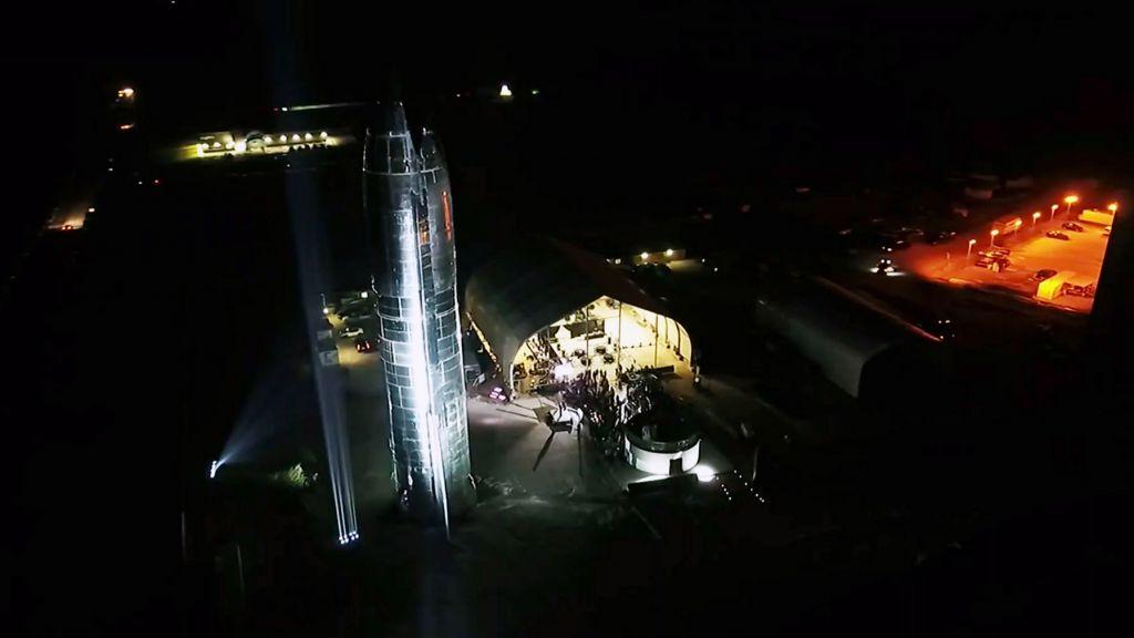 SpaceX muestra su nave Starship y el refuerzo Super Heavy con más detalle