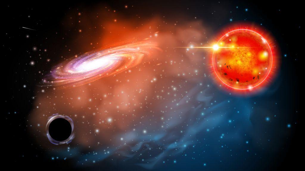 Astrónomos encuentran primera evidencia de que existen 'mini agujeros negros'