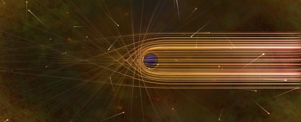 Científicos acaban de encontrar un agujero negro «imposible» en nuestra galaxia