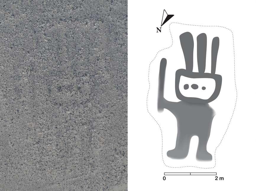 Descubiertas más de 140 nuevas líneas de Nazca