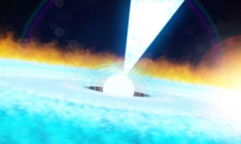 Científicos de la NASA detectan gran explosión termonuclear en el espacio