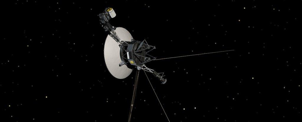 La NASA confirma que el Voyager 2 ha salido del sistema solar