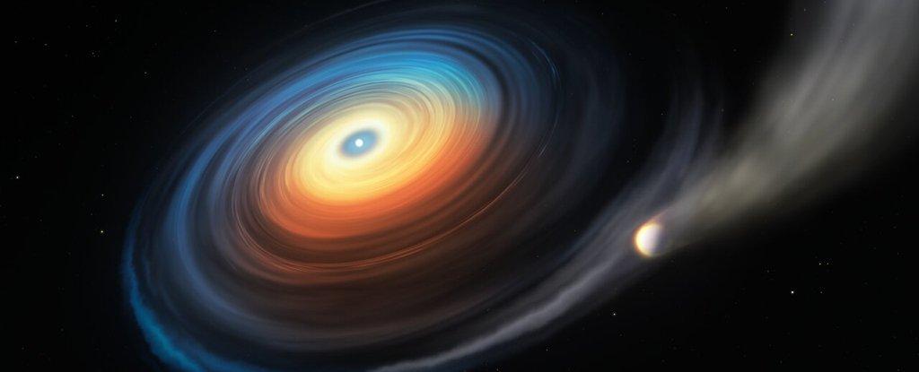 Encontrado el primer planeta gigante que orbita una enana blanca