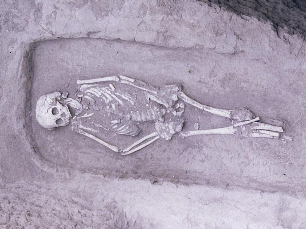 Humano de 5 000 años encontrado con forma de enanismo 'extremadamente raro'