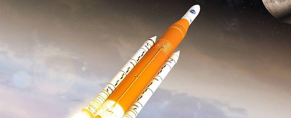 La NASA completa la etapa central del próximo cohete que nos llevará a la Luna