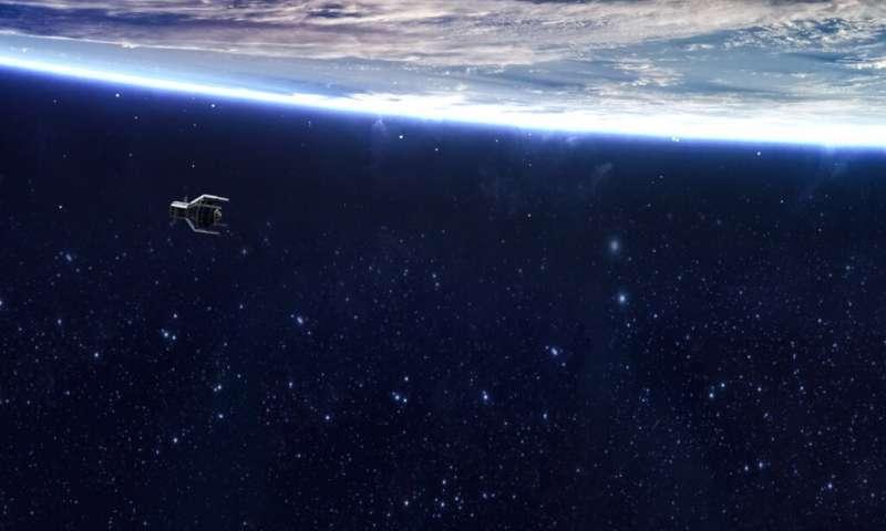 La ESA planea lanzar una misión para remover una sola basura espacial de órbita