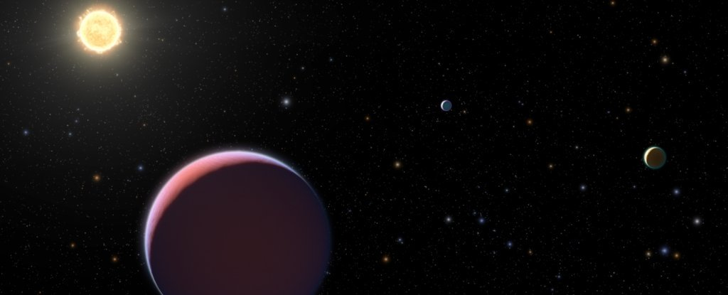 Astrónomos confirman la existencia de planetas «algodón de azúcar»