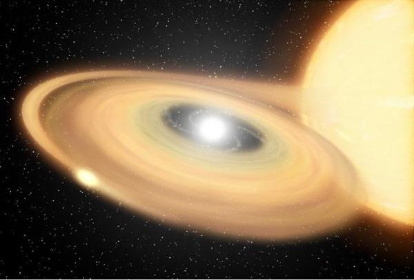 Astrónomos detectan un conjunto de estrellas binarias en colisión y es posible que estés vivo para verlo