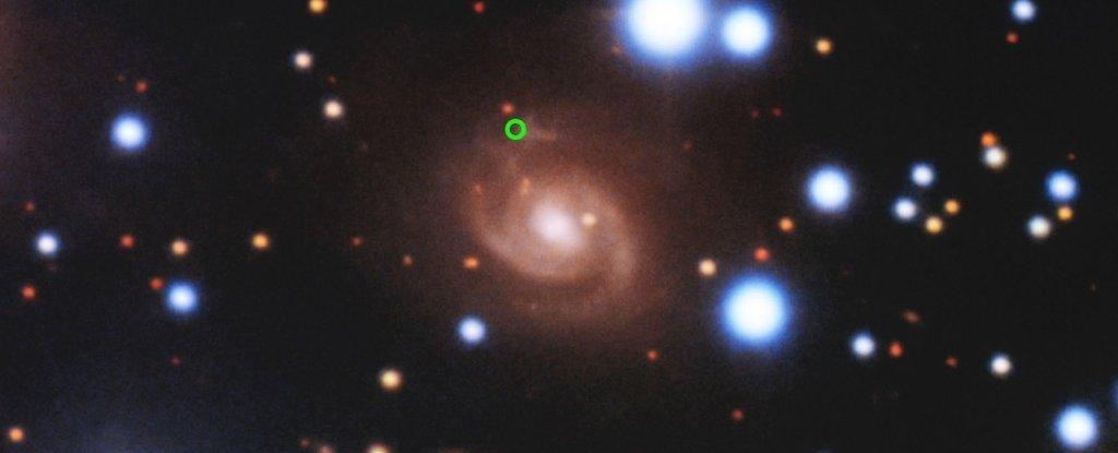 Astrónomos luchan por explicar los repetidos chirridos de una fuente misteriosa