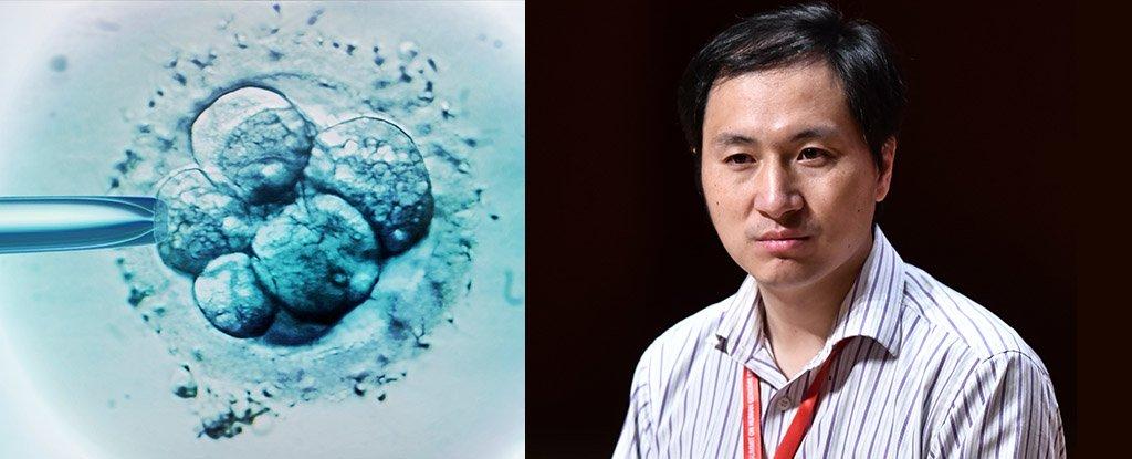 Científico chino que editó genéticamente a bebés fue sentenciado a 3 años de prisión