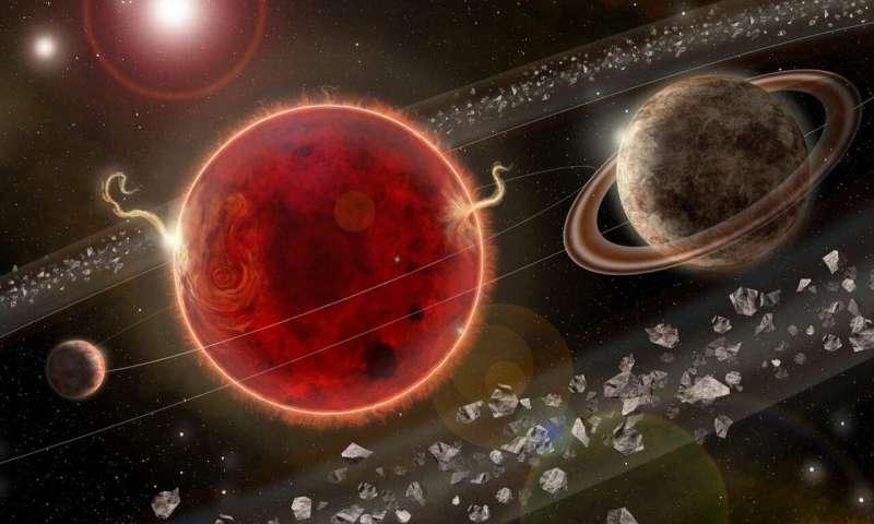 Posible descubrimiento de una nueva super-Tierra orbitando Proxima Centauri