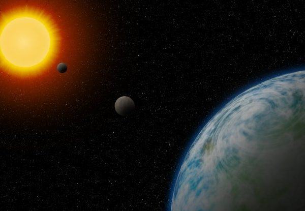 Astrónomos encuentran 2 potencialmente habitables super-Tierras orbitando estrellas cercanas