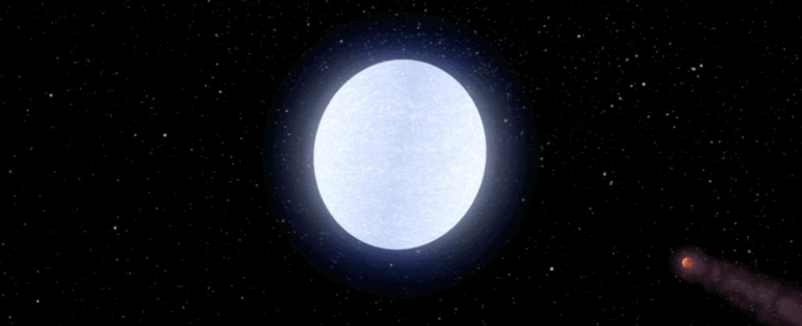 Este exoplaneta es tan caliente que rompe las moléculas de su propia atmósfera