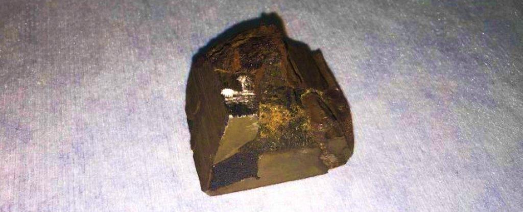 Por primera vez la superconductividad ha sido descubierta en meteoritos