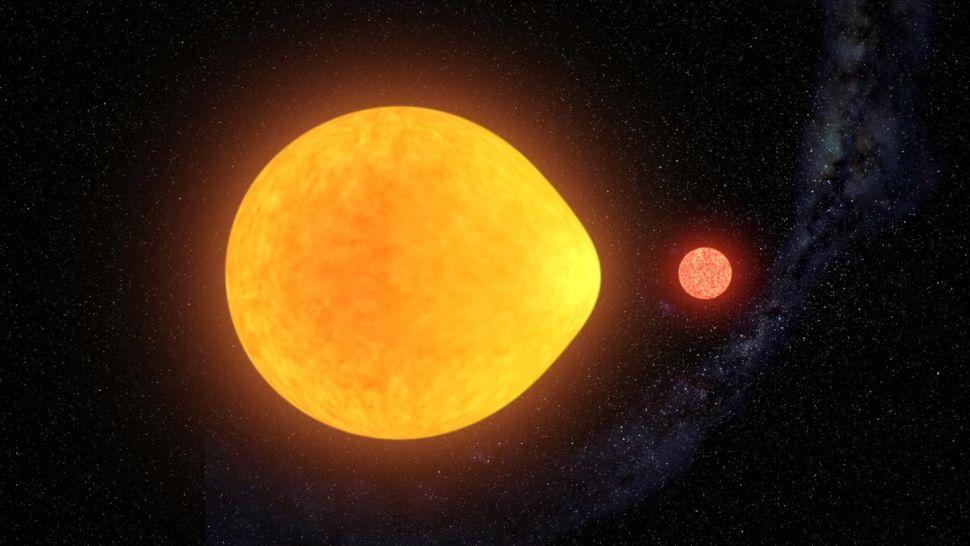 Astrónomos han encontrado un nuevo tipo de estrella que extrañamente pulsa en un solo lado