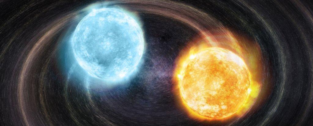 Descubierta enana blanca binaria que podría ser la primera fuente de ondas gravitacionales de su clase
