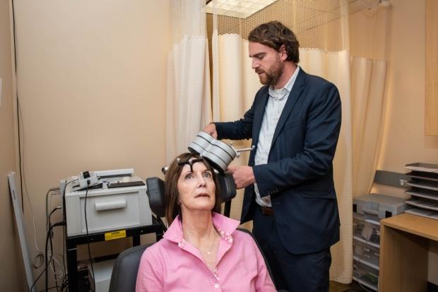 Un experimento de estimulación cerebral alivió la depresión en casi todos sus participantes