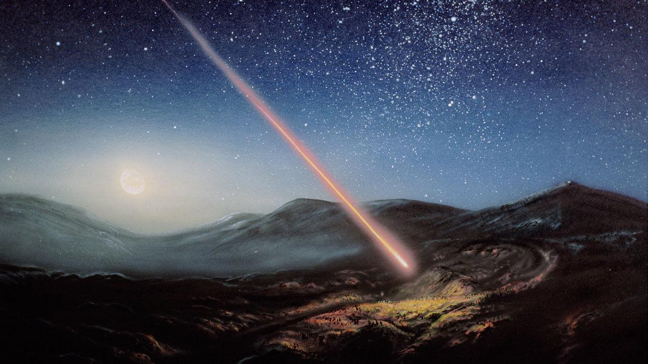 Encontrada la primera evidencia creíble de una persona que murió por la caída de un meteorito