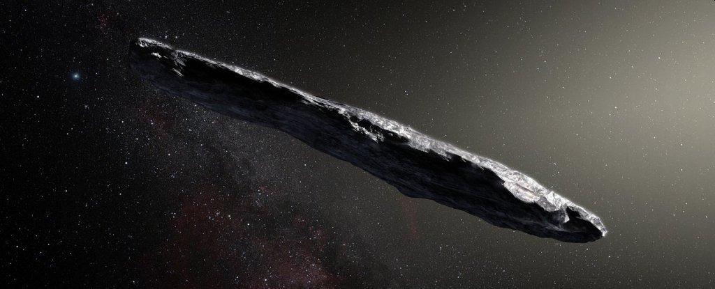 Astrónomos calculan cuántos objetos interestelares estarían visitando nuestro Sistema Solar