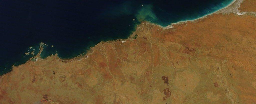 Antiguas rocas australianas sugieren que los continentes empezaron a cambiar antes de lo que se pensaba