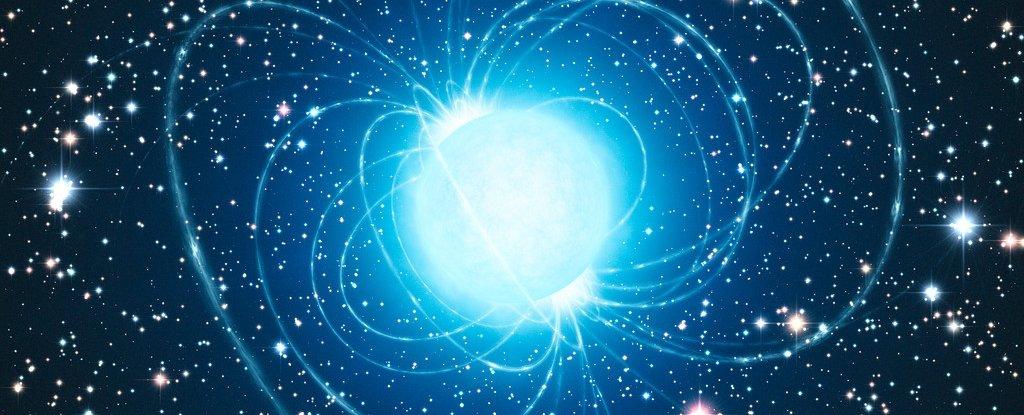 Una estrella moribunda podría ser el 'eslabón perdido' entre los magnetares y los púlsares