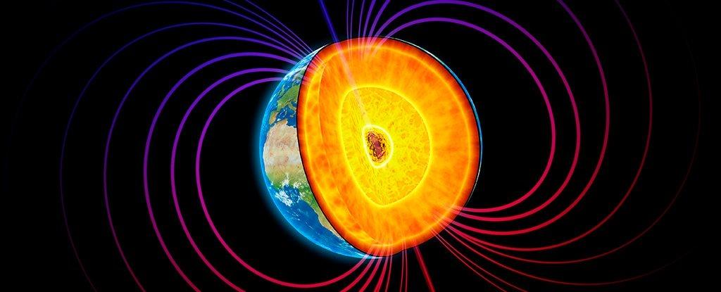 El norte magnético de la Tierra se está moviendo de Canadá a Rusia, y finalmente podríamos saber por qué
