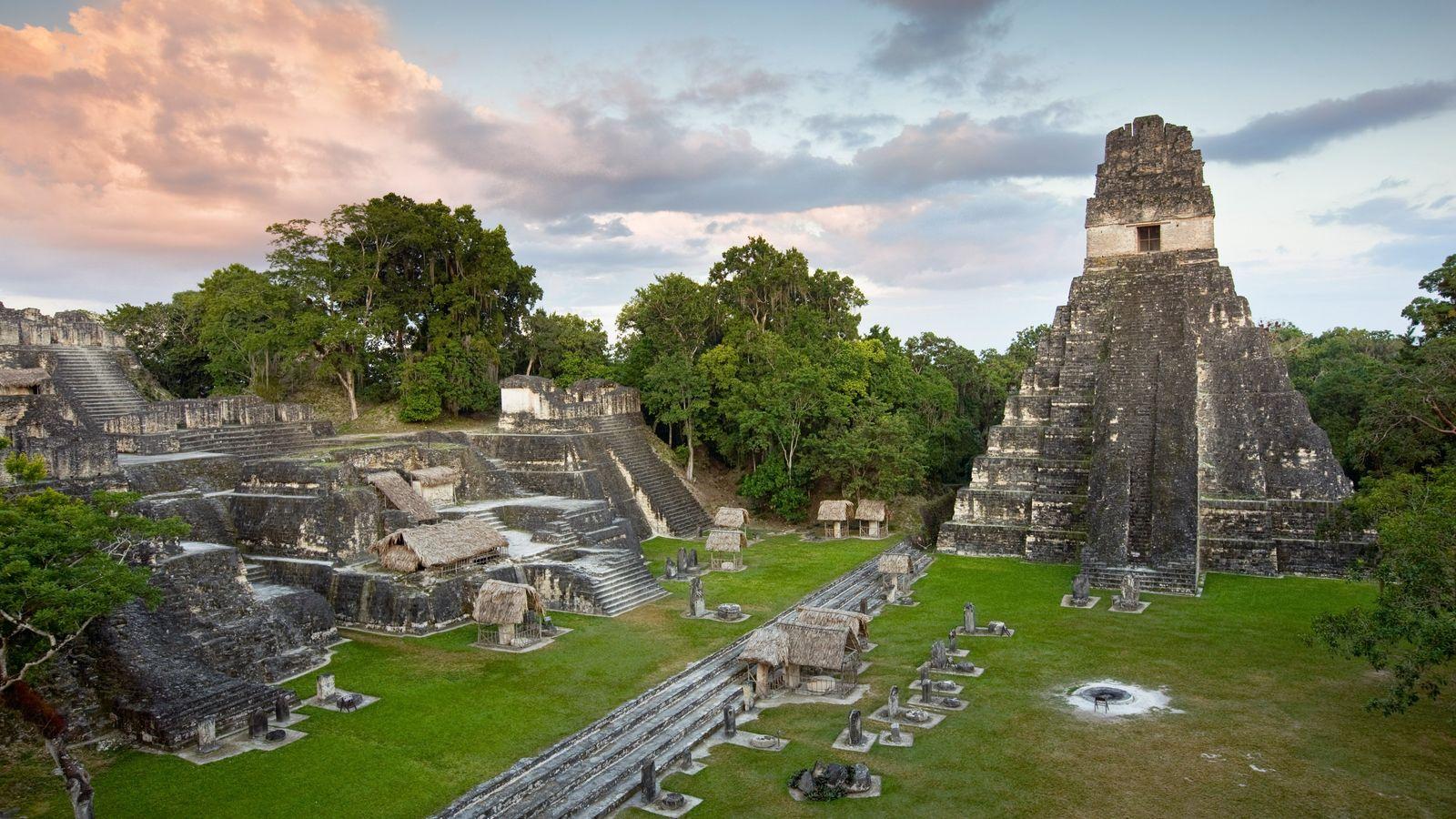 Uso del mercurio pudo haber contribuido al abandono de la ciudad maya de Tikal