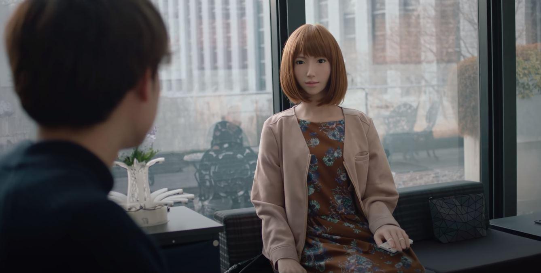 La pandemia acelera la industria de robots humanoides para protagonizar películas