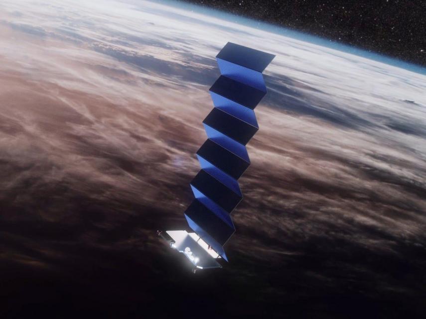 China pondrá en órbita una megaconstelación de 13.000 satélites