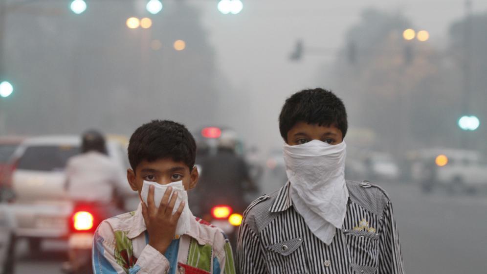 1 de cada 2 personas en todo el mundo convive con alta contaminación ambiental