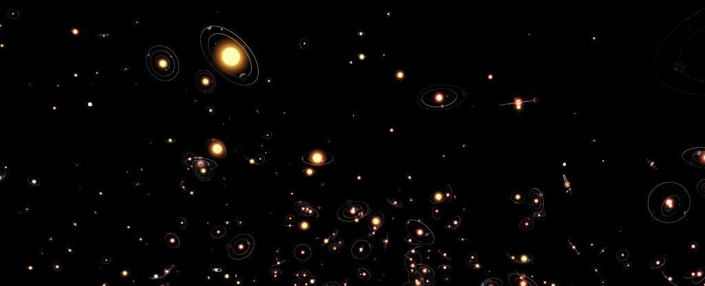 Podría haber hasta 6 mil millones de planetas similares a la Tierra en la Vía Láctea